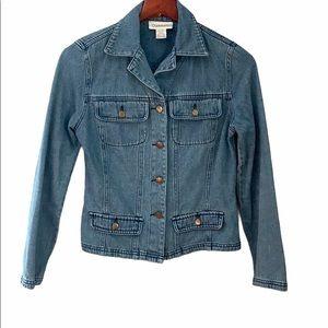 Women's Chadwick Blue Denim Jacket 4